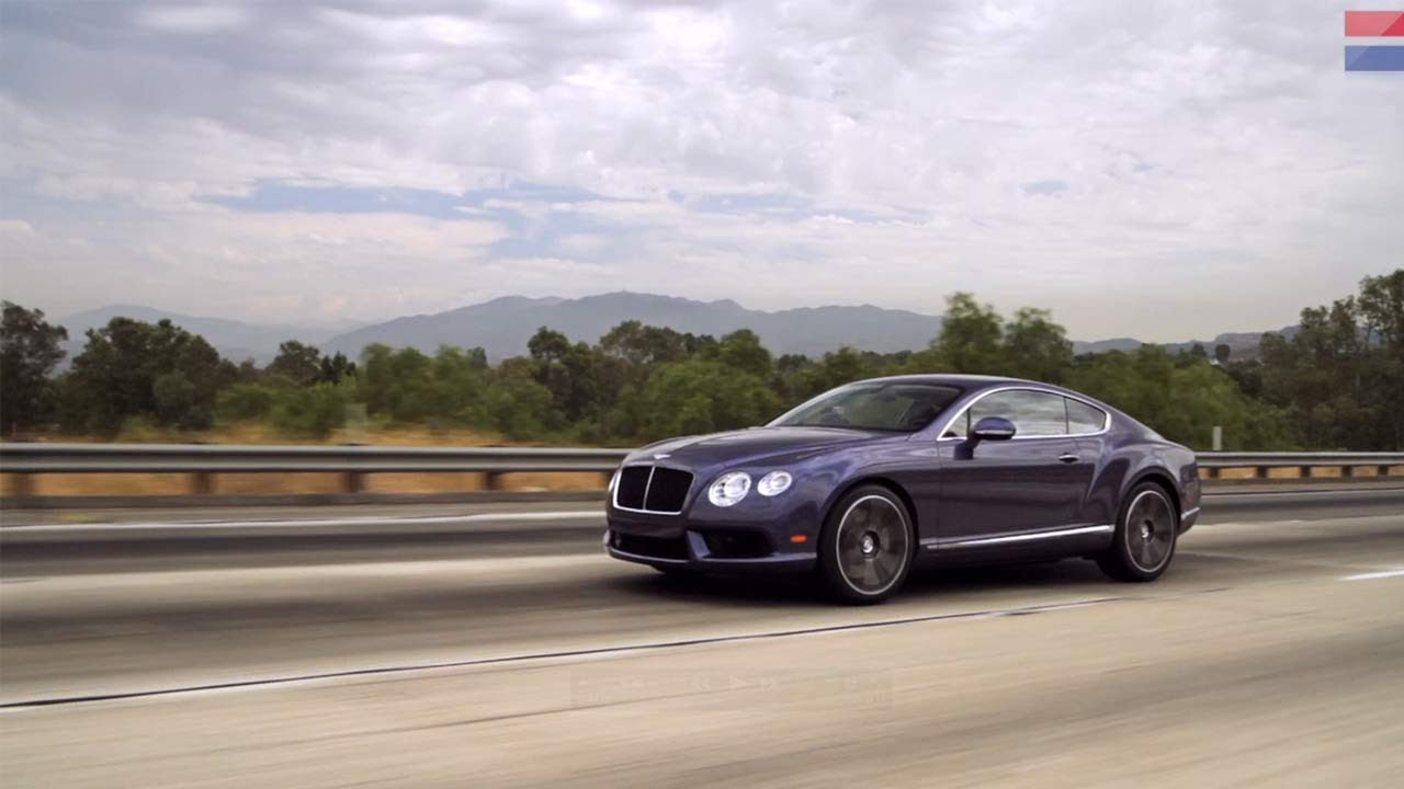 Hypermiling a 2013 bentley continental gt v8 car and driver hypermiling a 2013 bentley continental gt v8 car and driver youtube vanachro Choice Image