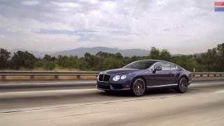 Bentley Continental GT V8 2012 Videos