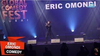 My Performance At Global Comedy Festival Dubai.