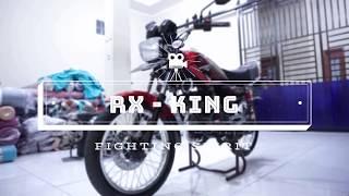 RX King Merah Maroon Fighting Spirit