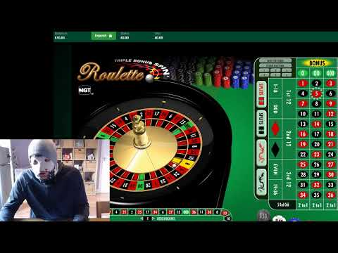 Casino Roulette live from Leeds UK WILL WE WIN?