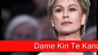 Dame Kiri Te Kanawa: Strauss - Four Last Songs,