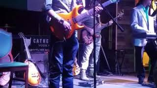 Todd Simpson & Mojo Child rock live @ MagicCity Blues Society Jam October 18th, 2018 Bham, AL