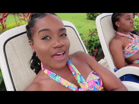 We Really Went To Jamaica Though! (JAMAICA VLOG Part 1)