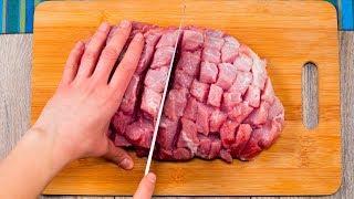 Свиная лопатка в духовке, всего за 1 час. Такого вкусного мяса вы еще не пробовали!   Appetitno.TV