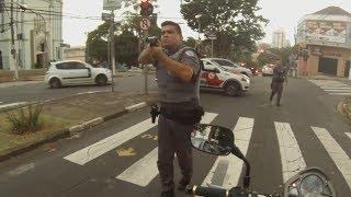 Policía parando Motos #2 2018