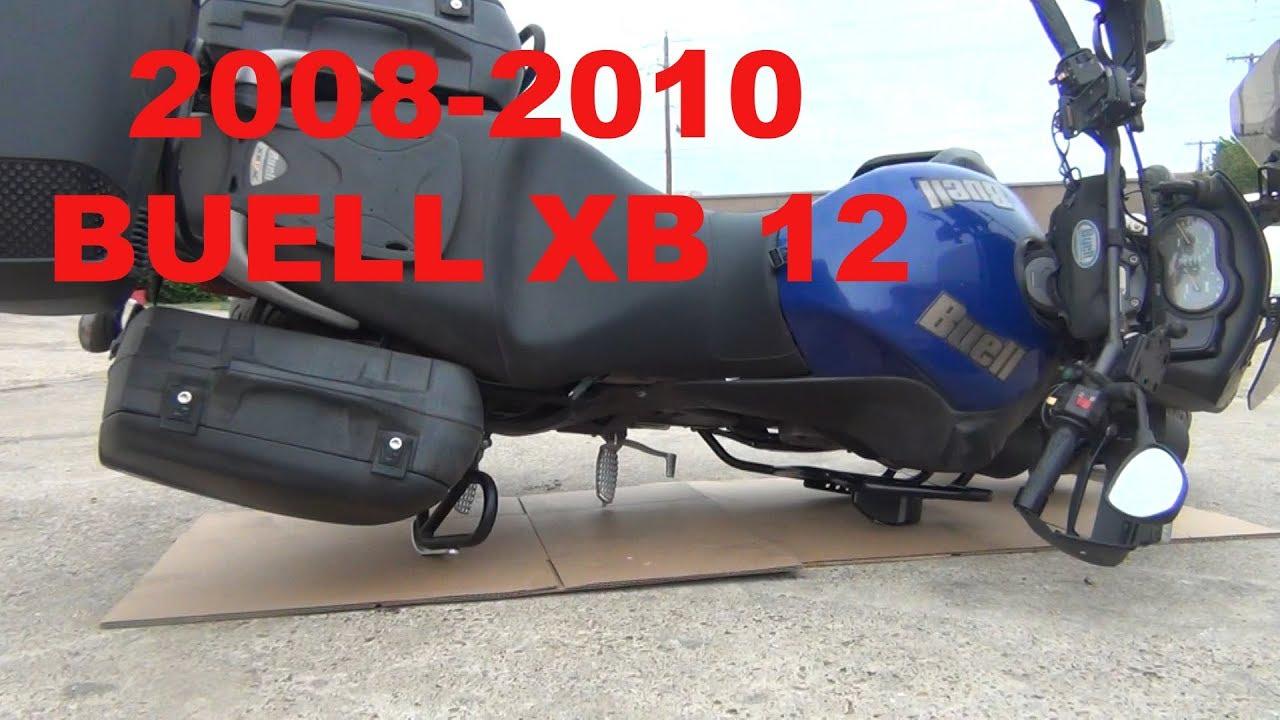 Blue T-Rex Racing 2008-2010 Buell XB12 all models Engine Guard Protectors Crash Cages
