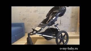 Видео-отзыв о коляске Mountain Buggy Terrain от Юлии Викторовны