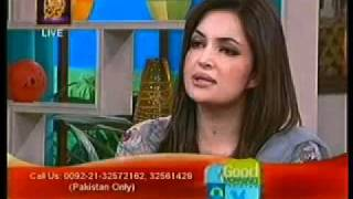 Dr Fazeela Abbasi in Good Morning Pakistan-p1.mp4