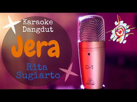 Karaoke Dangdut Jera - Rita Sugiarto || Cover Dangdut No Vocal