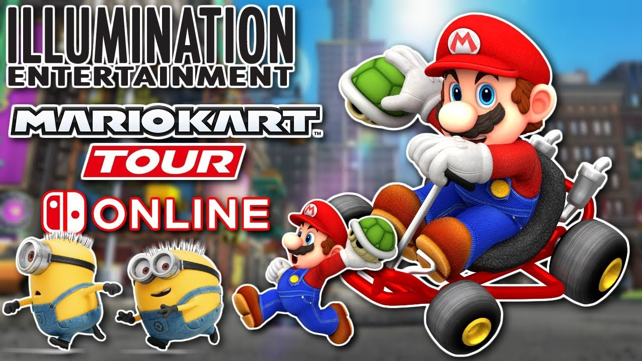 NINTENDO NEWS: MARIO MOVIE, MARIO KART TOUR, NINTENDO ...
