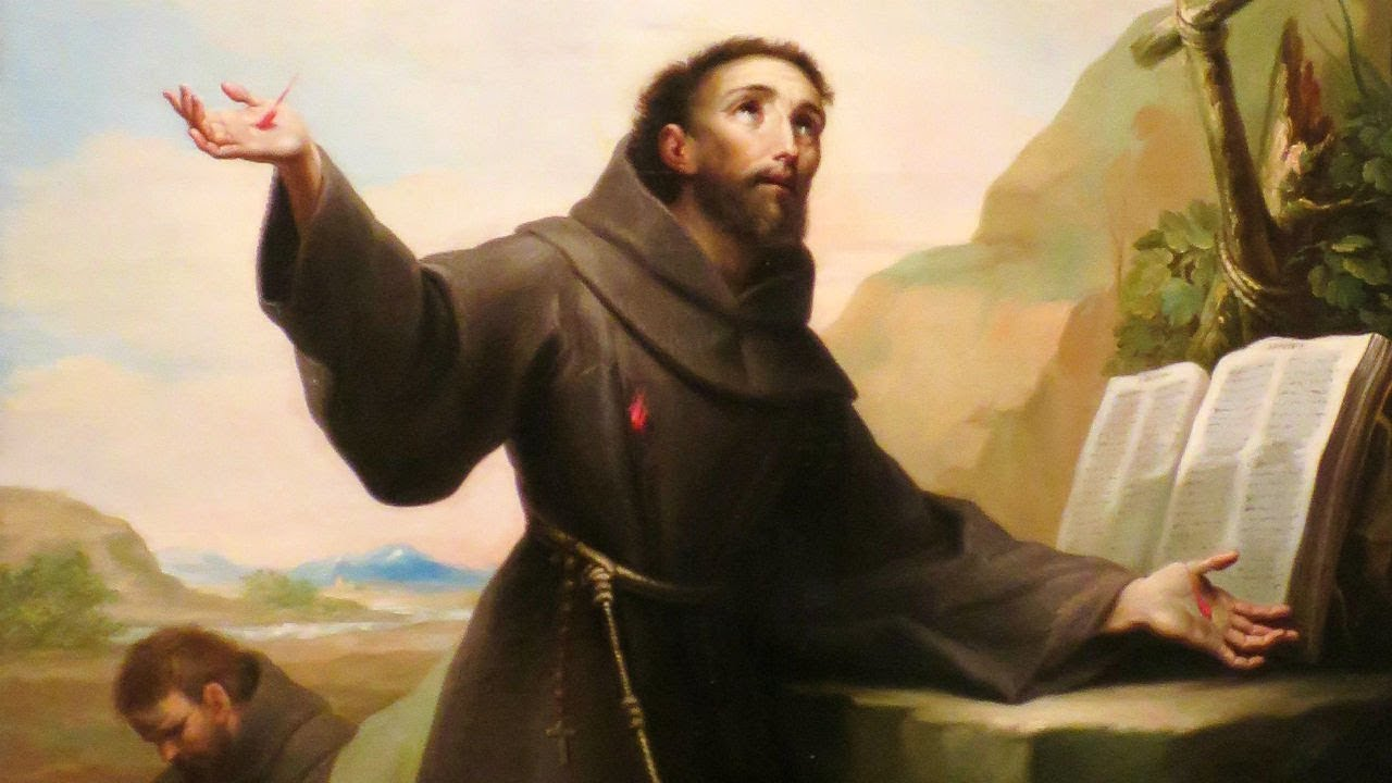 St. Francis of Assisi HD - YouTube