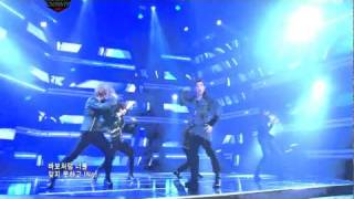 MBLAQ - Stay Live[Jan 27 2011]