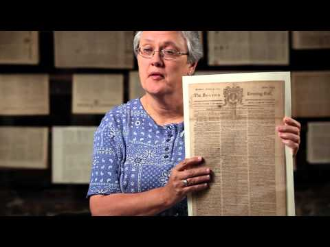 A Closer Look at American Revolution Newspapers