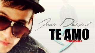 TE AMO - JACK DEIVID (LO MAS NUEVO DEL REGGAETON ROMANTICO 2013)