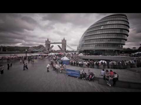 Traveling ke Kota London Inggris