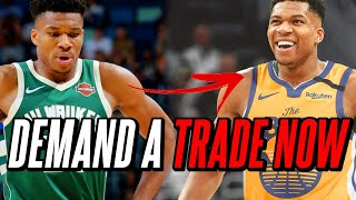 The Mistake The Milwaukee Bucks Made That Might Force Giannis To Demand A Trade