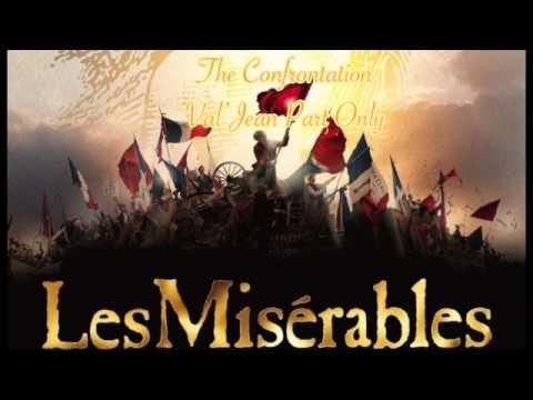 Les Misérables - The Confrontation - Valjean Vocals Only (Female Singer)- You Sing Javert