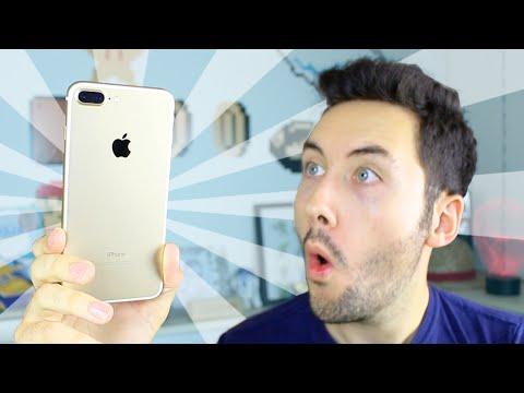 Test iPhone 7 Plus : 1er iPhone avec Double Objectif Photo !