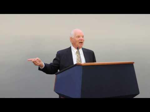 United States Senator Benjamin Cardin -  Speech at 2017 Water Week Hart Reception