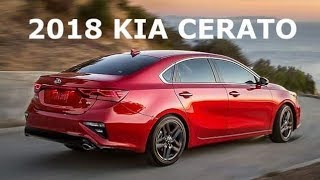 2018 Kia Cerato | En şık kompakt sedan?