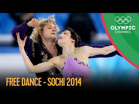 Figure Skating - Ice Dancing - Free Dance | Sochi 2014 Replays
