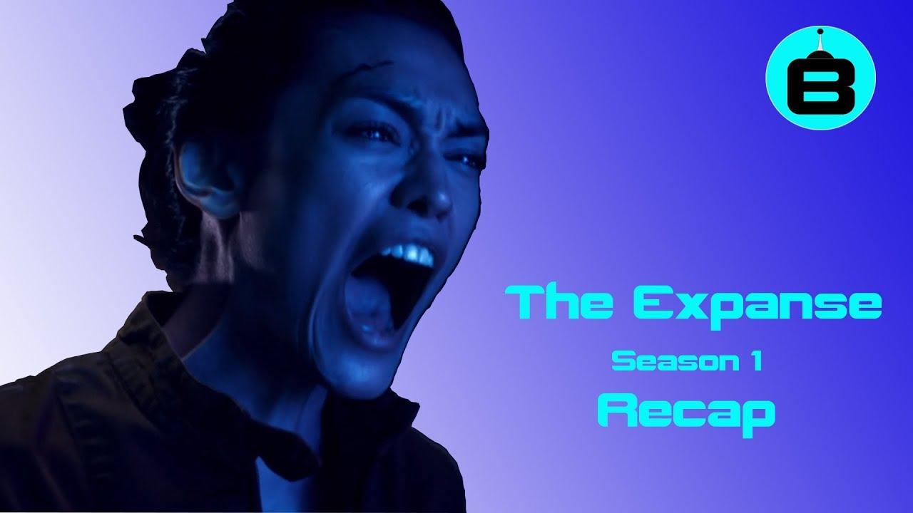 Download The Expanse - Season 1 Recap