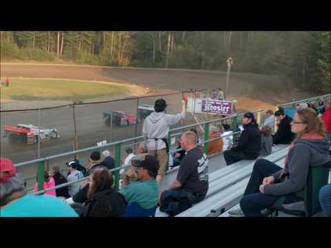 May 19, 2016 Grand Rapids Speedway Late Models Heat 1