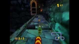 Rayman Arena (Gamecube) Part 1