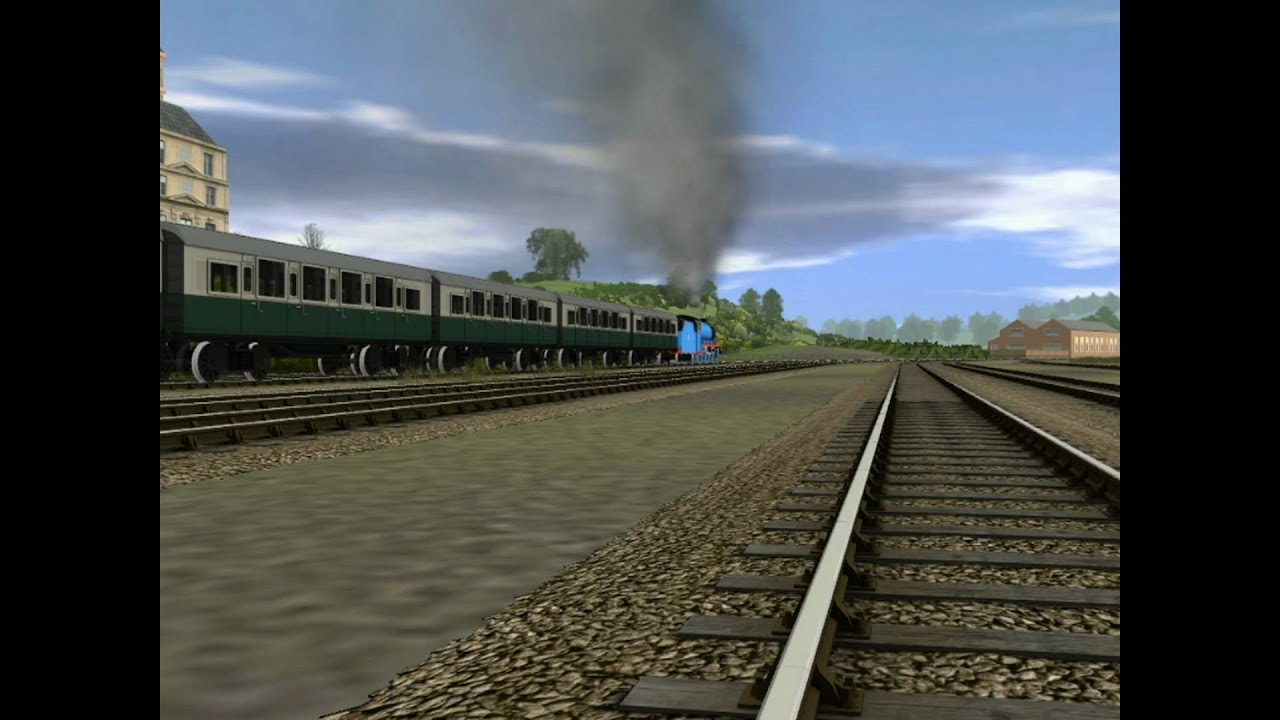 Sodor Island 3D 2009 - YouTube