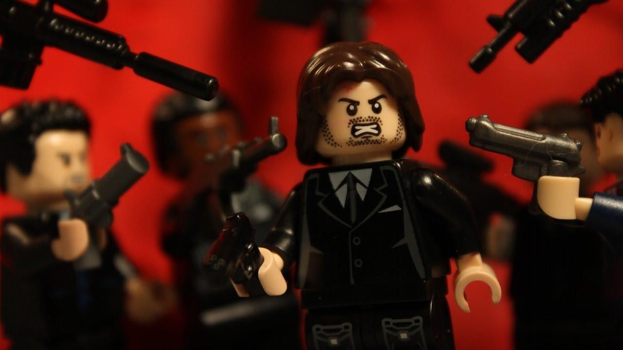 LEGO John Wick - YouTube