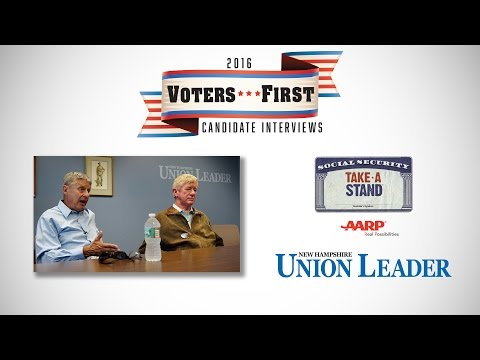 Live with Gary Johnson and Bill Weld