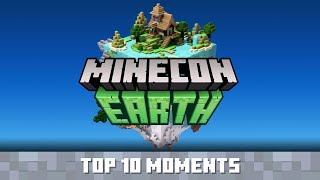 Top 10 MINECON Earth 2018 Moments!