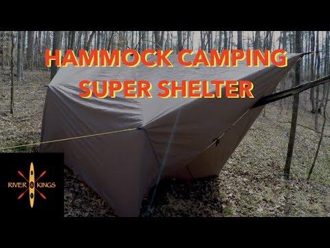 Best Hammock Camping Tarp