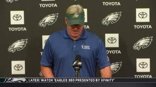 LIVE: Head Coach Doug Pederson Meets With The Media