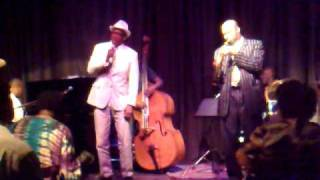 Rome Neal's Banana Pudding 7th Anniversary One Of The Featured Artist Dwight West @ Nuyorican .mp4