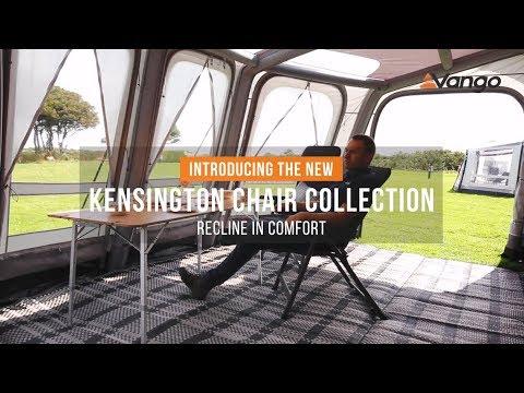 Vango Furniture   Kensington Chair Collection   Filmed 2018