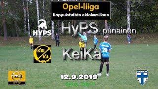 Opel Liiga HyPS Punainen vs KeiKa 12.9.2019