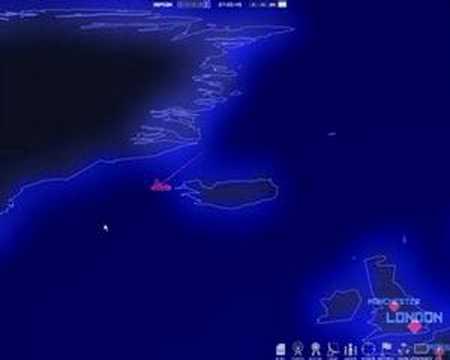 DEFCON - Traversing the Denmark Strait (part 1)