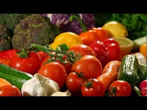 HEALTHY FRESH ORGANIC VEGETABLES -AFTER EFFECTS TEMPLATE