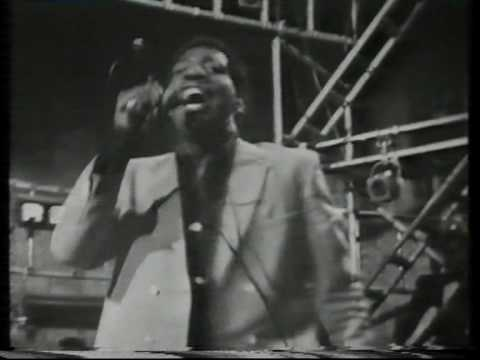 Otis Redding LIVE - My Girl/Respect - '66 - HQ