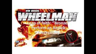 Wheelman Cheats Codes For PS3