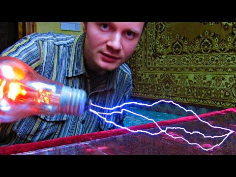 How to make a high voltage generator just for 15 minutes