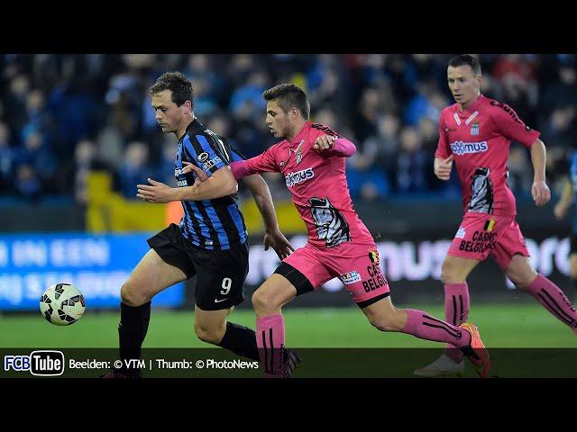 2014-2015 - Jupiler Pro League - 29. Club Brugge - SC Charleroi 1-0