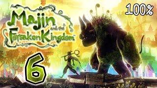 Majin and the Forsaken Kingdom Walkthrough Part 6 (PS3, X360) 100% Guide