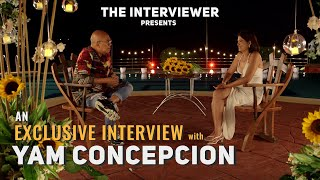 The Interviewer Presents: An EXCLUSIVE Interview with Yam Concepcion