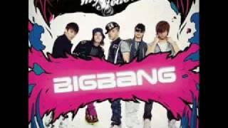 Big Bang Emotion
