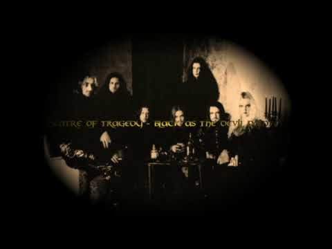 Theatre of Tragedy - Black As The Devil Painteth