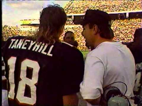 USC Gamecocks ~ Steve Taneyhill ~ Profile of a Freshman Quarterback ~ 1992