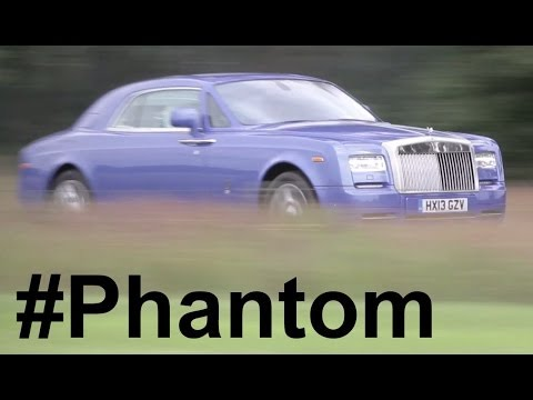 Rolls Royce Phantom Coupe review